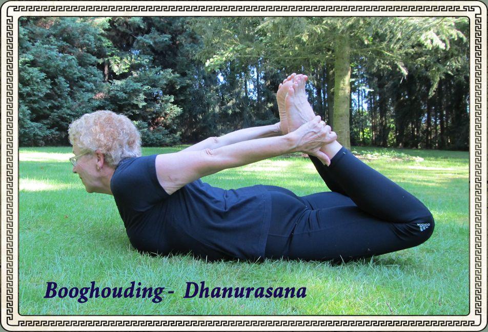 Booghouding - Dhanurasana